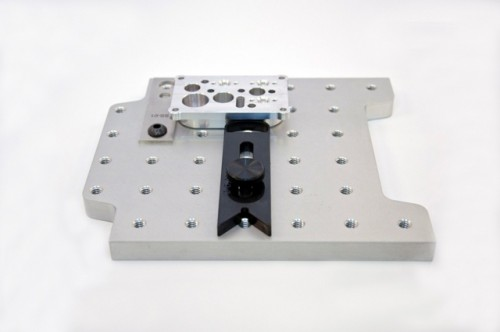 """Loc-N-Load 6x6"""" Plate with D-Block"""