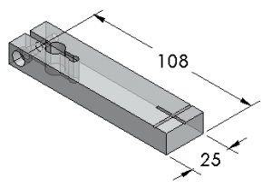 Lift for Vision fixtures - Metric