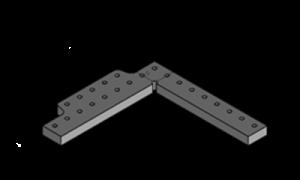 Angle Plate Stop Metric