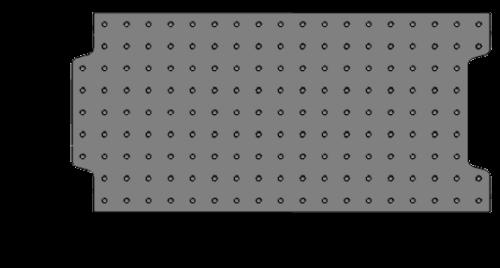 Loc-N-Load M180x360 plate