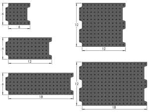 Loc-N-Load Plates