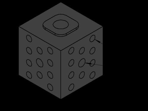 Modular Tower - Cube
