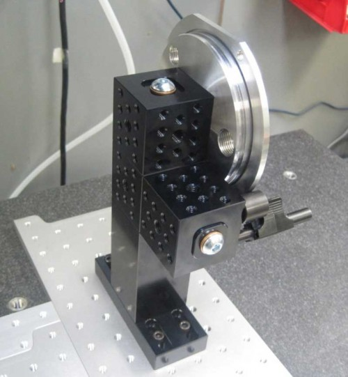 Modular Tower System for CMM inspection