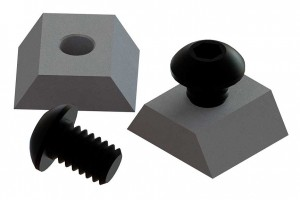 Mounting Hardware for Optical Comparator
