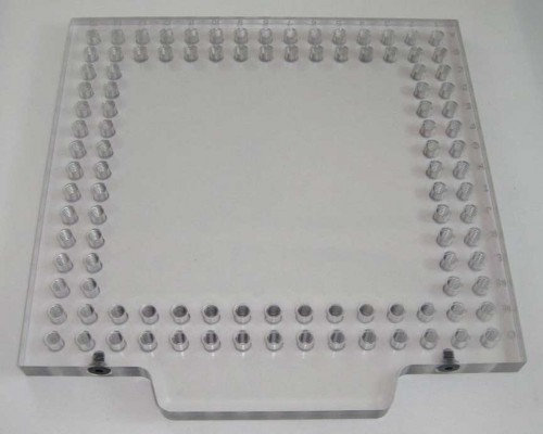 Open-Sight Fixture Plate 6x6