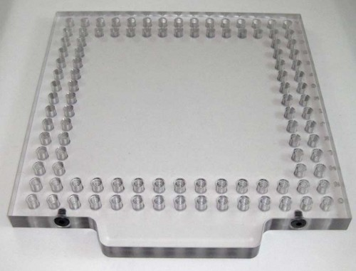 Open-Sight Fixture Plate 6x8
