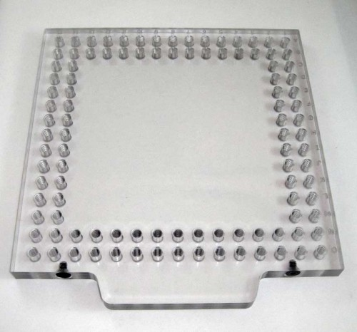Open-Sight Fixture Plate 8x8