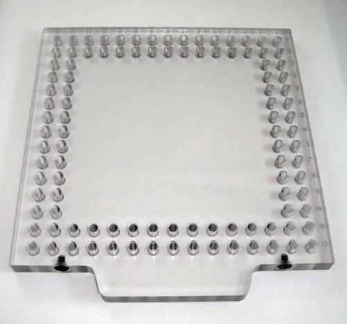 Open-Sight Fixture Plate 8x8
