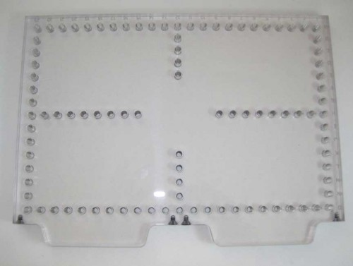 Open-Sight Fixture Plate 12x8
