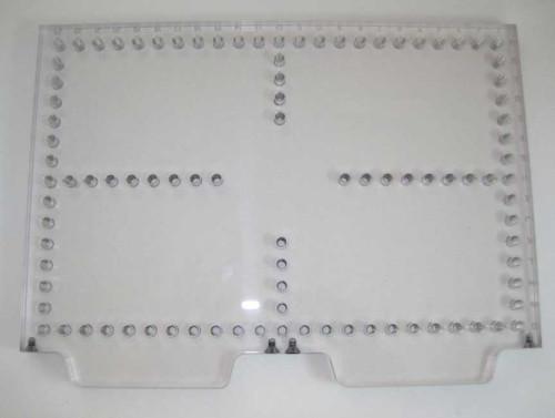 Open-Sight Fixture Plate 12x8