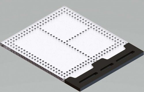 Open-Sight 12x12 Plate