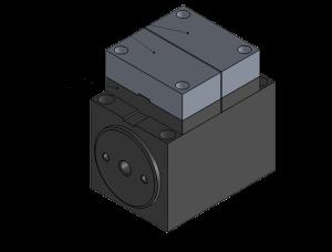 Rapid-Loc™ Vise w/adapter plate