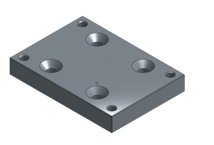 Rapid-Loc™ Adapter Base Plate for Metric