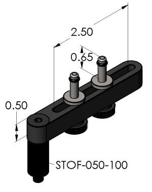 Spider Clamp - 1 leg - SC-06-01