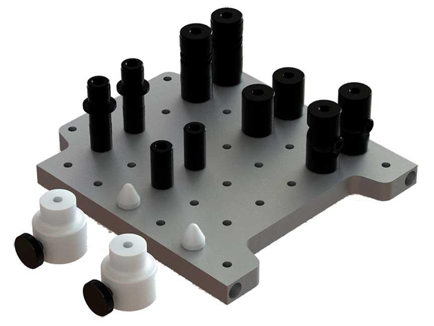 Enhanced Adjustable Stand-Off Set
