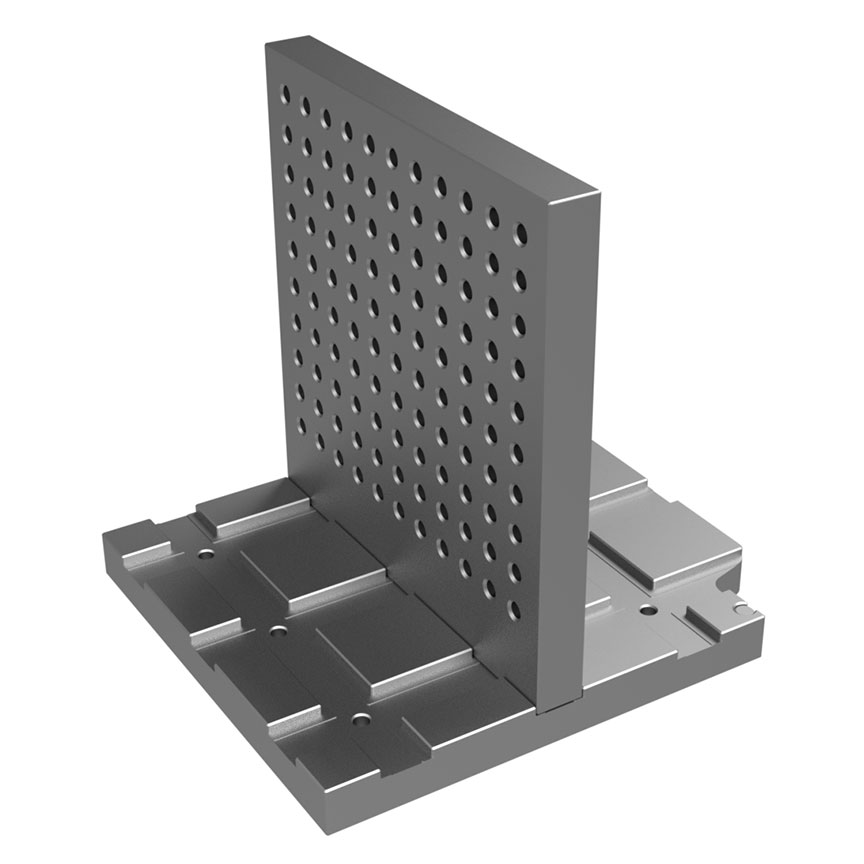 Verti-Plate™ - Perpendicular Loc-N-Load™ Plate Assembly