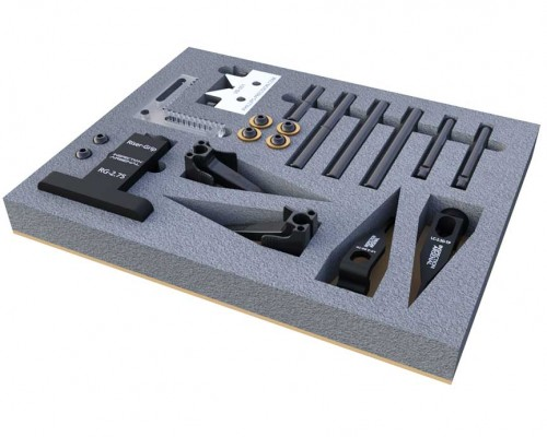 Vision Workholding Kit with Riser-Grip™