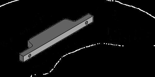 Loc-N-Load Adapter Plate - Metric