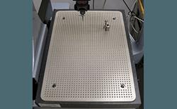 CMM Aluminum Fixture Plate