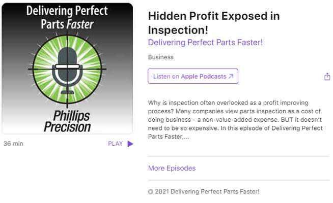 Hidden Profit Exposed in Inspection!