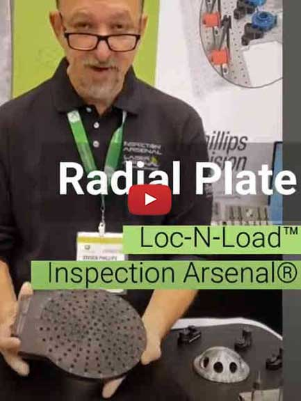 Radial Plate Demo