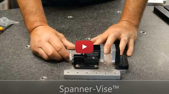 Spanner-Vise™ w/ New Sliding Plate