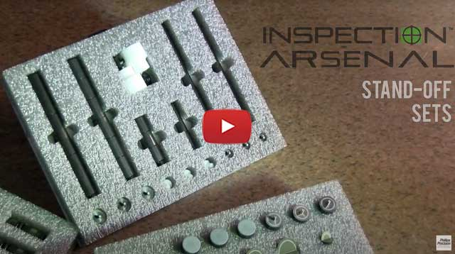 Inspection Arsenal™ Stand-off Sets