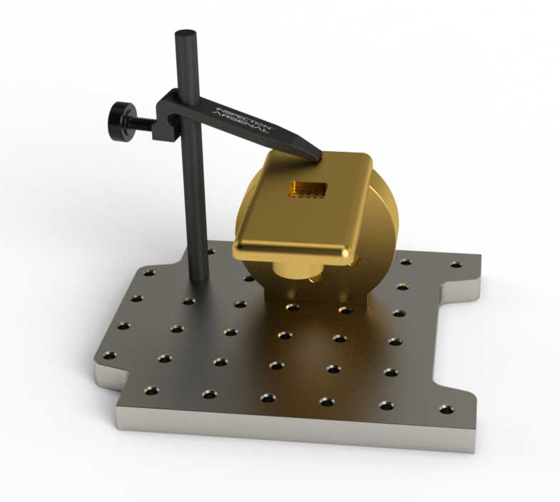 Sturdy Lever Hold Down Clamp