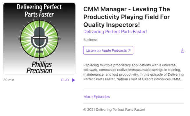 Leveling The Productivity Playing Field For Quality Inspectors!