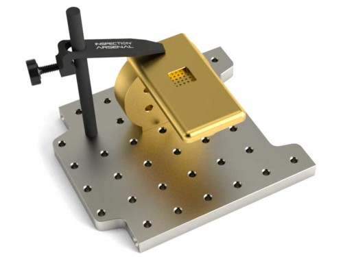 Lever Clamp on Loc-N-Load Plate