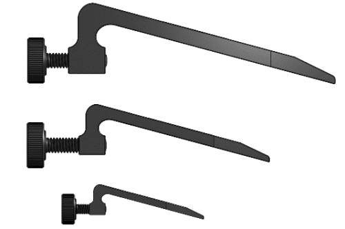 Lever Clamp - 1.5 Inc, 2.5 Inch, 3.5 Inch