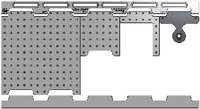 Loc-N-Load Plates, Rails, Accessory Plates