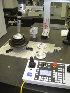 Inspection Arsenal CMM - Methods Machine Tool