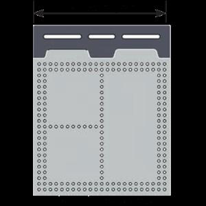 Open-Sight Bundle 12x12 Plate