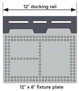 Open-Sight Bundle - 12x8 Plate