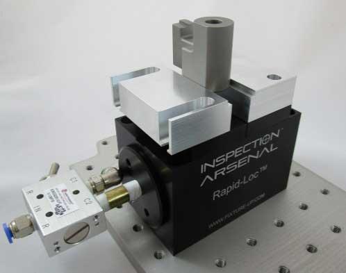 Rapid Loc Pneumatic Vise System