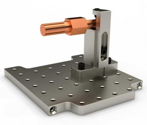 Phillips Precision - Riser Grip - Back