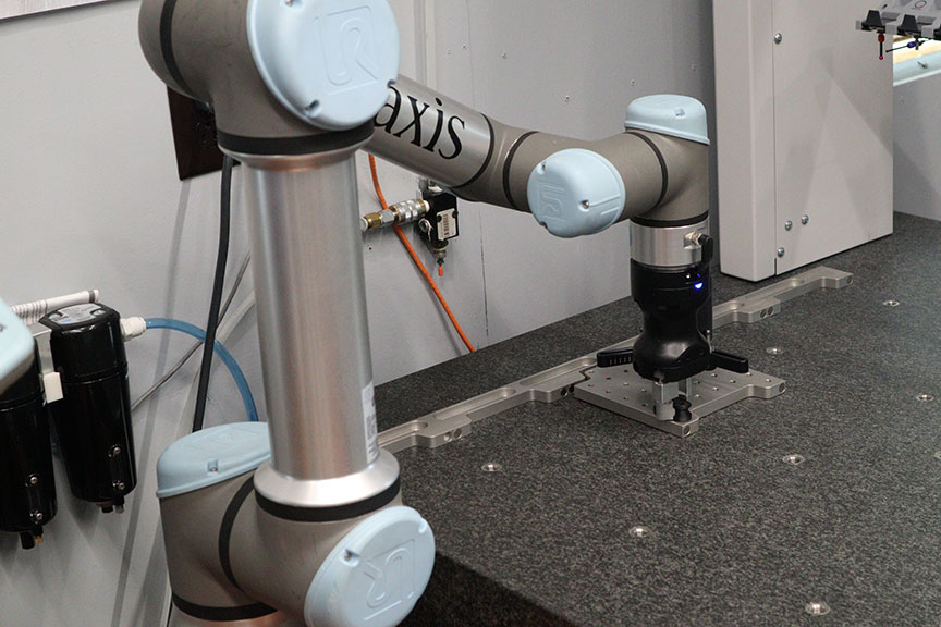 Robotics Integration - Inspection Arsenal®