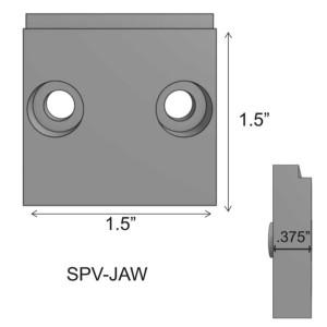Spanner-Vise™ Step Jaws