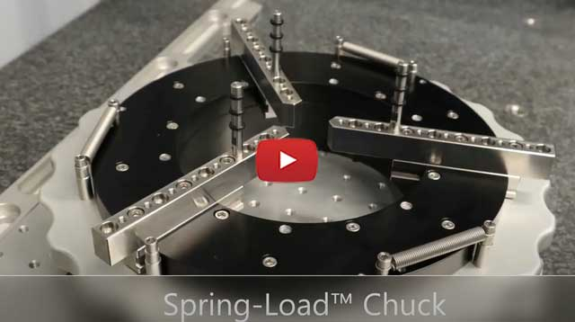The New Universal Spring Load Chuck